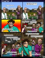 Minecraft: The Awakening Ch2. 23 by TomBoy-Comics