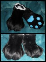 Rune feet by Sharpe19