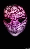 Lace Mask by Thelema001