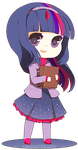 MLP- Twilight Sparkle by niaro