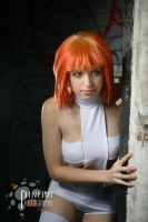 The Fifth Element - Sneak by EveilleCosplay