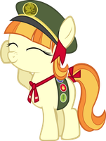 Filly Scout by JeffThunderbolt