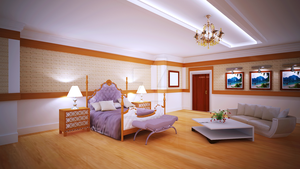 Vinod Interior Work by vinod3dartist