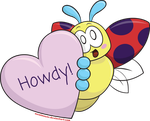 Just Bugging Ya to Say Howdy by MeMiMouse