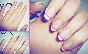 Mishels lovely nails by Cute-twins