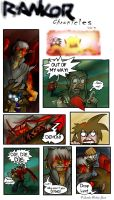 Rankor Chronicles: 103rd page by SandraMJ