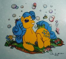 Butterflies and Bubbles by LilSugarberry