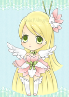 Adoptable: Water lily Swan [CLOSED] by MidnightAdoptss