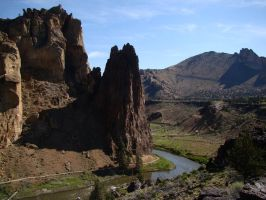 Smith Rock State Park II by Geotripper