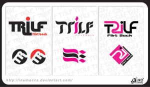 Contest Logo Trilf by inumocca