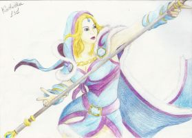 Crystal Maiden by Kotletka131