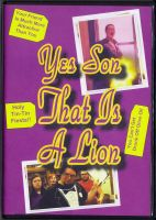 Yes Son That is a Lion DVD cover (front) by brickwallsam