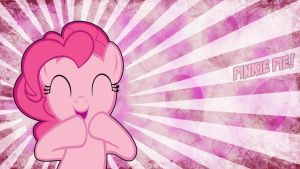 Smile for Pinkie Pie! by Kigaroth