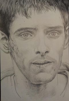 Poor Wee Cathal by quiltineb