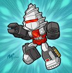 MR17 Drill Robo by MattMoylan