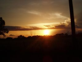 Sunset 01 by dlc-nature-stock