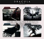 Dracula Untold 2014 Folder Icon by sonerbyzt