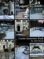 Castle Exteriors Pack by ALP-Stock