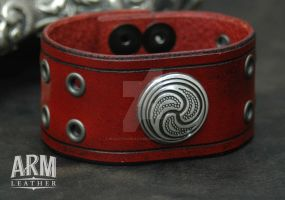 ARM Band 3 by Blackthornleather