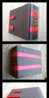 Concertina Style Book by TracieMacVean