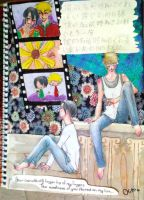 Notebook 2011 by chiberia