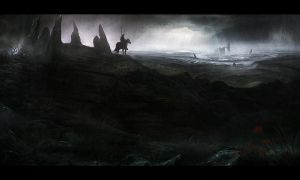 The Northern Hillock by nilTrace