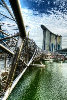 Marina Bay Sands 2 by linkahwai