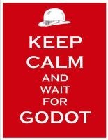Godot advance poster #2 by dodoexpress
