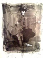 Stevie Ray Vaughn by waldron1