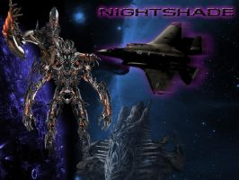 Destiny: Nightshade by The-Solidstrike