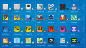 App Icons by arrioch