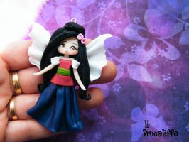 princess Mulan Fairy Collection by BrucaliffoBijoux