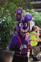 Bonnie Cosplay -Complete!- by CowSprite