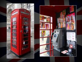 LONDON PHONE INSIDE by ANOZER
