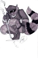 Sketchbook: That game about raccoons or something by luna--kai