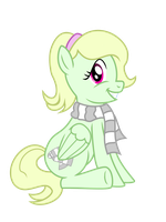 OC vector: Merryfeather by The-Thrashy-One