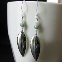 The Giving Tree Earrings by Gilliauna