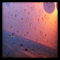 rain on the window by september28