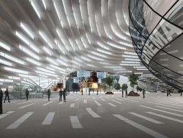 SZ Youth Center Competition 5 by Wittermark