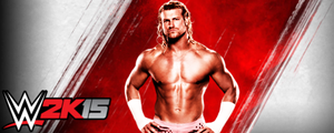 Custom WWE 2K15 Dolph Ziggler Signature by ThexRealxBanks