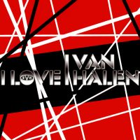 I love Van Halen by cselenka