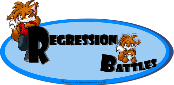 Regression Battle Logo by BabyChrisFox