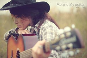 me and my guitar by vocsso