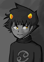 Karkat by Kreemee