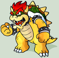 Bowser by NeoZ7