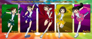 Momoiro Clover Z by Glee-chan