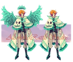 Adoptable-paypal-SOLD by AlcoholicRattleSnake