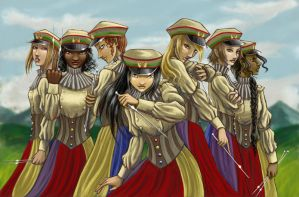 Army of the Revolt by nolwen