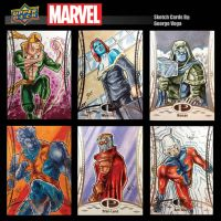 Marvel Premiere cards 5 by shaotemp