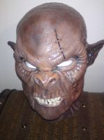 Orc mask 1.0 by WulWhite